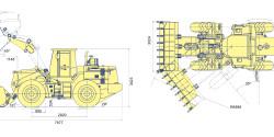 Фронтальный погрузчик 3 м³ LG 953