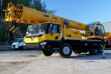 Автокран 25 тонн 39 метров