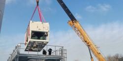Автокран 32 тонны 30 метров