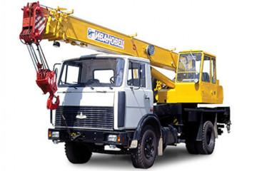 Автокран 14 тонн 14 метров