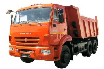 Самосвал 15т. 10м³ КАМАЗ-65115